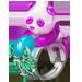 Fée Leprechaun  CrystalPandaRing.3874